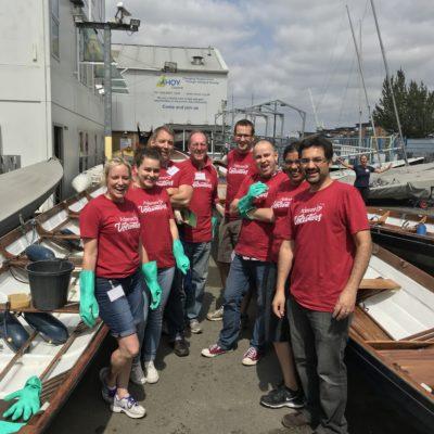 Corporate Team Volunteering Day