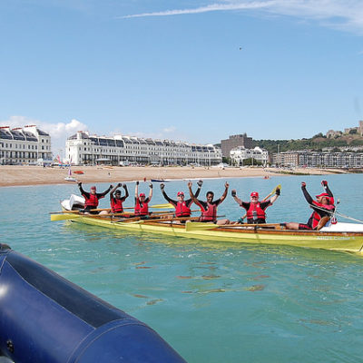 Dover Rowing English Channel Charity